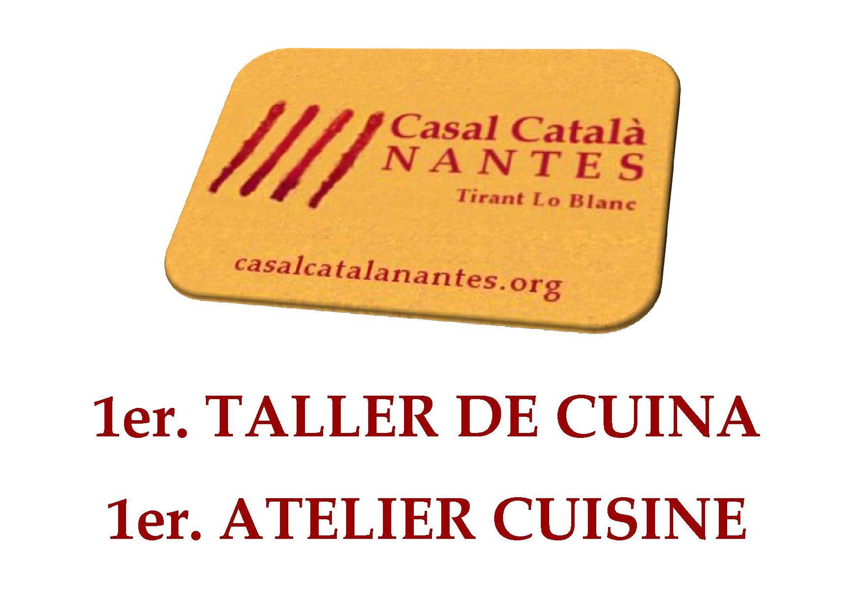 1er taller de cuina catalana