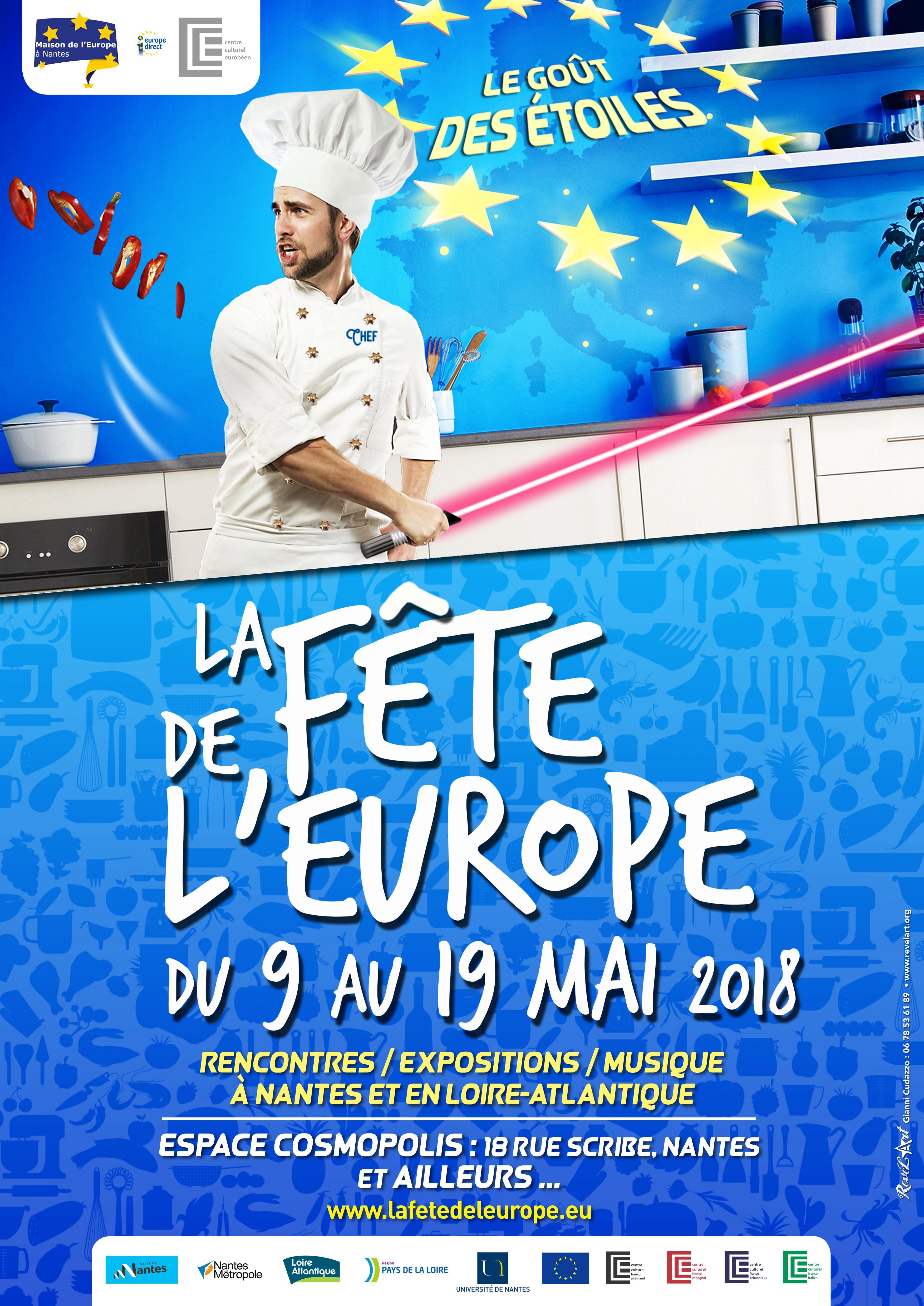 Fête Europe 2018